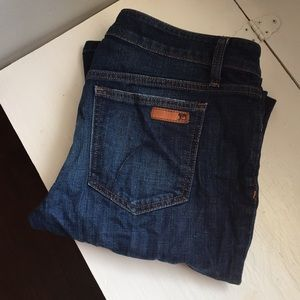 """Joes Jeans Bootcut Dark Denim """"The Icon"""" style"""